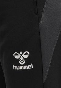 Hummel - LEAD PANTS - Jogginghose - black - 3