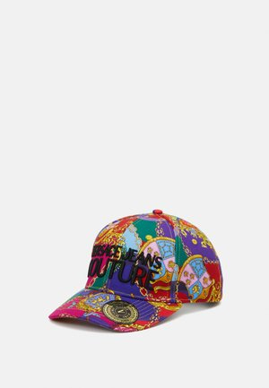 Casquette - multi-coloured/gold