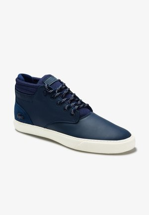 ESPARRE CHUKKA - High-top trainers - nvy/off wht