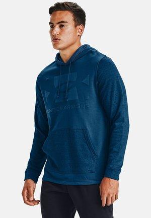Hoodie - graphite blue