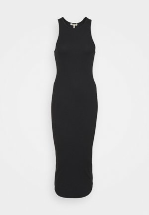 THE ESSENTIAL TANK DRESS - Maxi dress - black