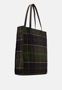 Barbour - TAIN TARTAN SHOPPER - Tote bag - classic - 2