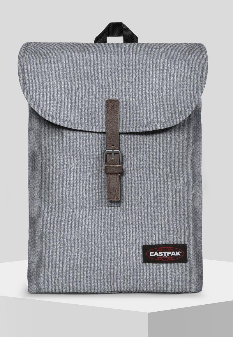 Eastpak - PRINTKNIT - Rucksack - light grey