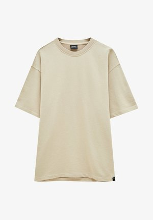 T-shirts basic - beige