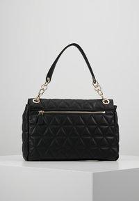 Guess - LAIKEN SHOULDER BAG - Handbag - black - 2
