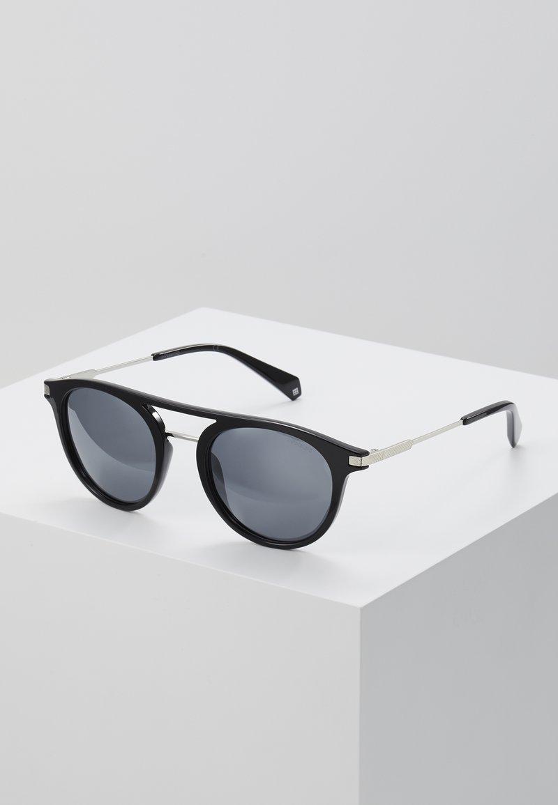 Polaroid - Lunettes de soleil - black/silver