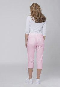 Cero & Etage - Farkkushortsit - soft pink - 1