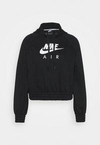 Nike Sportswear - AIR HOODIE - Kapuzenpullover - black/white - 4