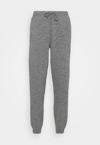 American Vintage - TADBOW - Tracksuit bottoms - gris chine - 3