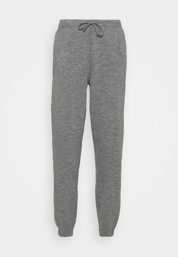 TADBOW - Tracksuit bottoms - gris chine