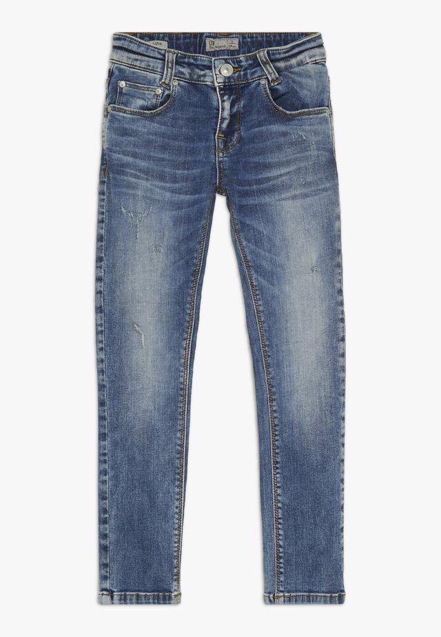 LUNA - Slim fit jeans - dina wash