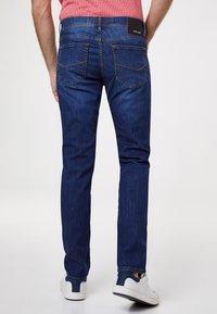 Pierre Cardin - VOYAGE LYON - Slim fit jeans - mid blue - 2