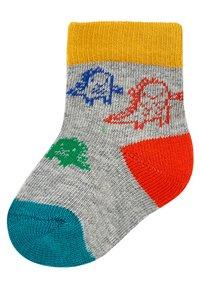 Next - 5 PACK DINOSAUR  - Socks - green - 5