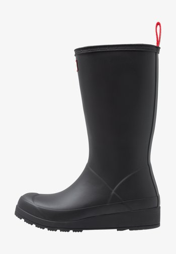 PLAY BOOT TALL VEGAN  - Wellies - black