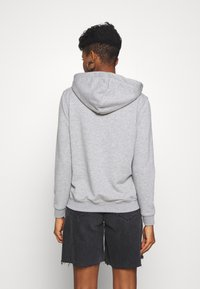 Alpha Industries - NEW BASIC  - Hoodie - grey heather - 2