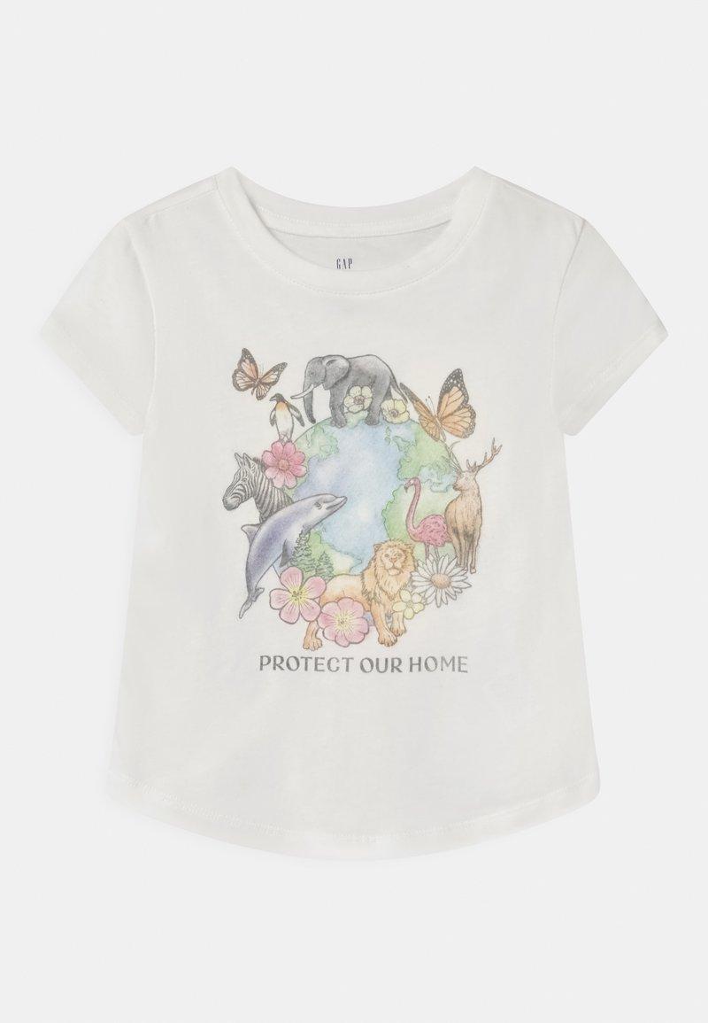 GAP - T-shirts print - new off white