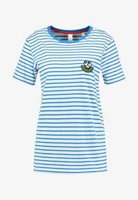 PRIDE CAPSULE UNISEX - T-shirt print - blue