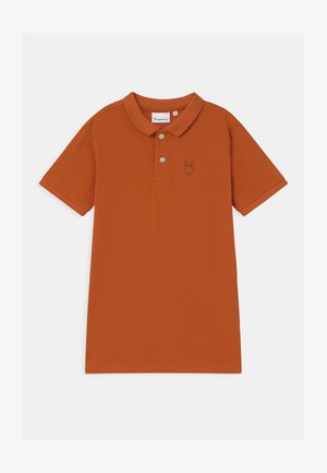 BASIL BASIC - Poloshirt - orange