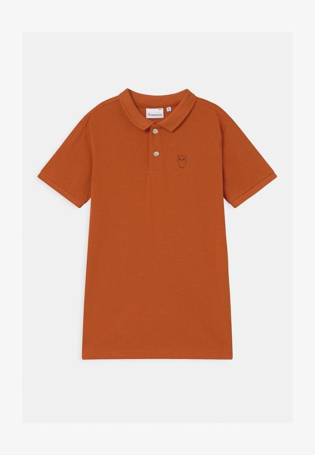 BASIL BASIC - Polo - orange