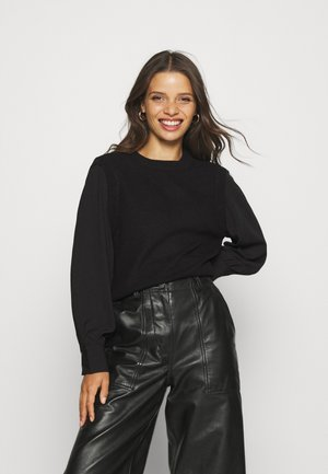 ONLBREONNE - Pullover - black/black