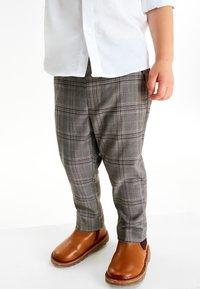 Next - Kalhoty - off-white - 0