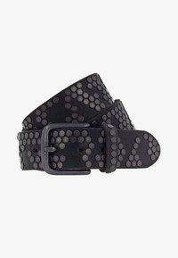 b.belt - NIETEN - Belt - black - 0
