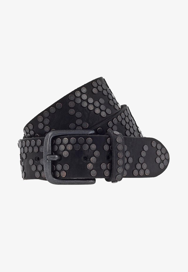 NIETEN - Belt - black