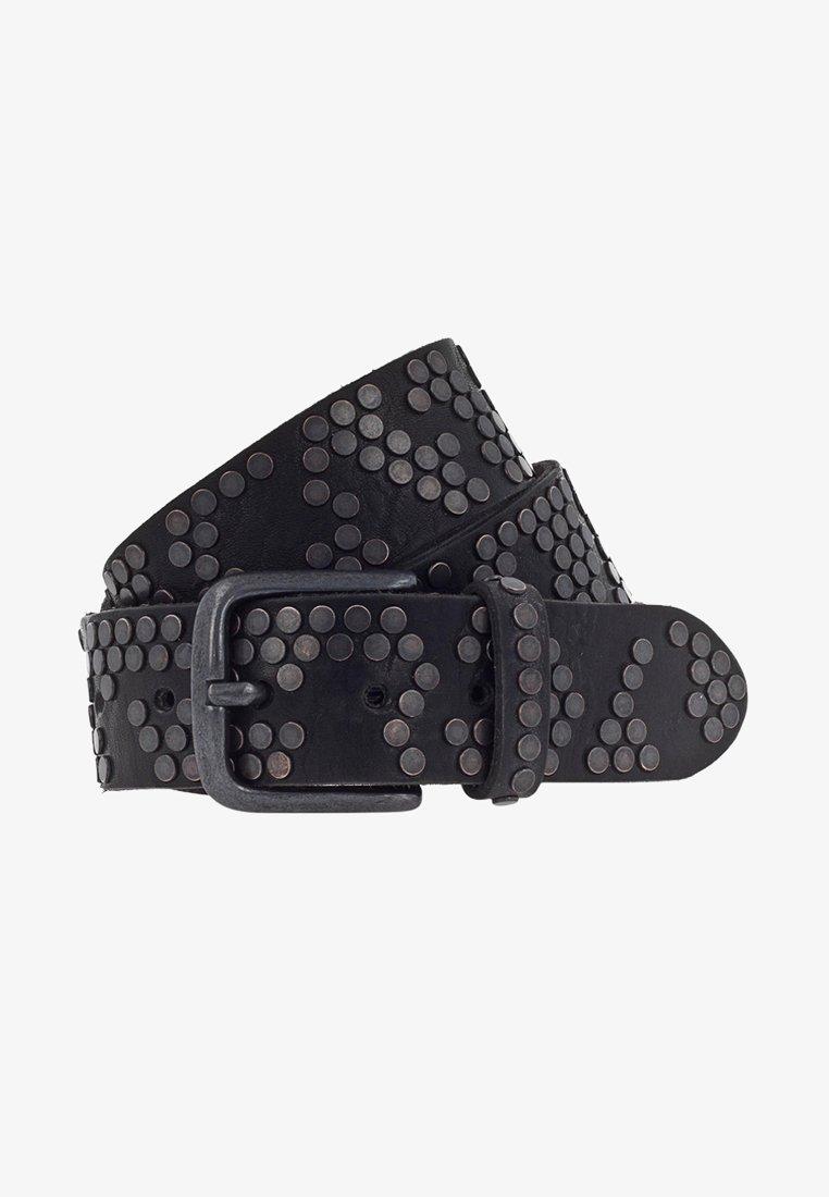 b.belt - NIETEN - Belt - black