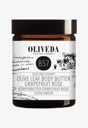 BODY BUTTER GRAPEFRUIT / ROSE - Fugtighedscreme - -