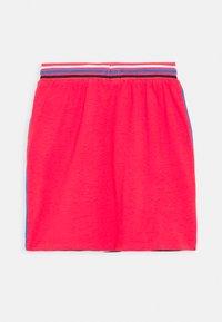 Lemon Beret - GIRLS SKIRT - Mini skirt - tomato puree - 1