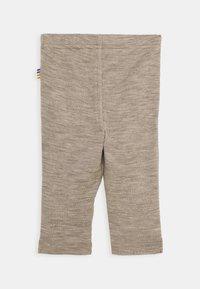 Joha - Leggings - Trousers - mottled light brown - 1