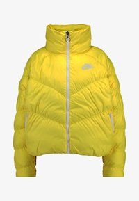 Nike Sportswear - SYN FILL - Winter jacket - chrome yellow/white - 5