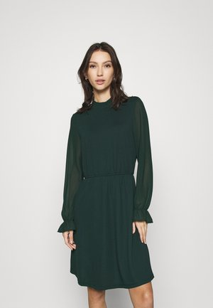 ONLMONNA  - Jersey dress - scarab