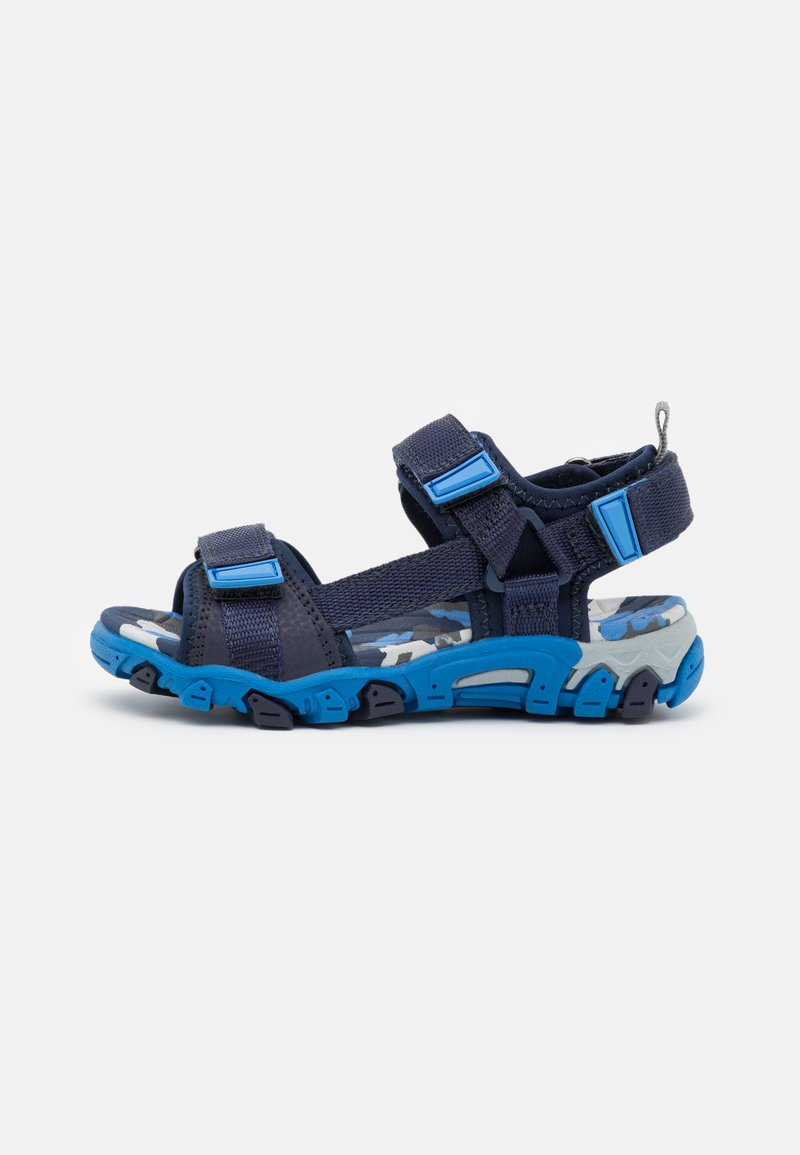 Superfit - HENRY - Walking sandals - blau