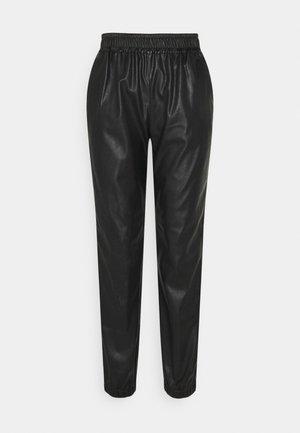 MARIE SWEAT PANTS - Trousers - black