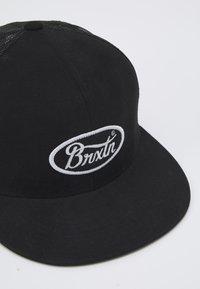 Brixton - PARSONS UNISEX - Cap - black - 3