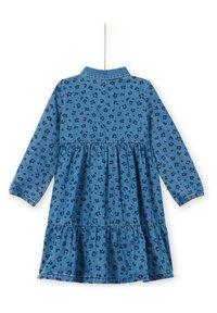 Du Pareil au Même - Denim dress - blue - 1