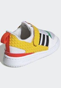adidas Originals - ADIDAS FORUM 360 X LEGO - Baskets basses - white - 2