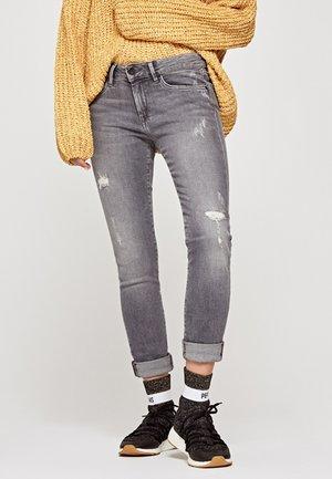 PIXIE - Jeans Skinny Fit - grey denim