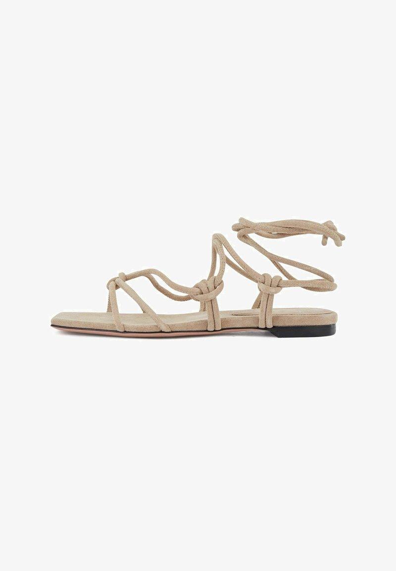 BOSS - Sandalen - beige