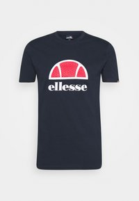 Ellesse - ALTERZI - T-shirt z nadrukiem - navy - 4
