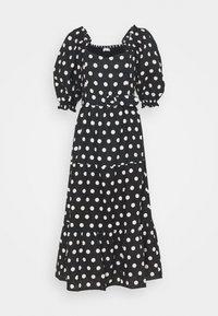 RUMI MIDI DRESS - Day dress - black