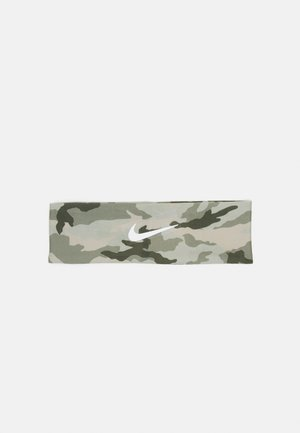 FURY HEADBAND - Čelenka - stone/medium olive/white