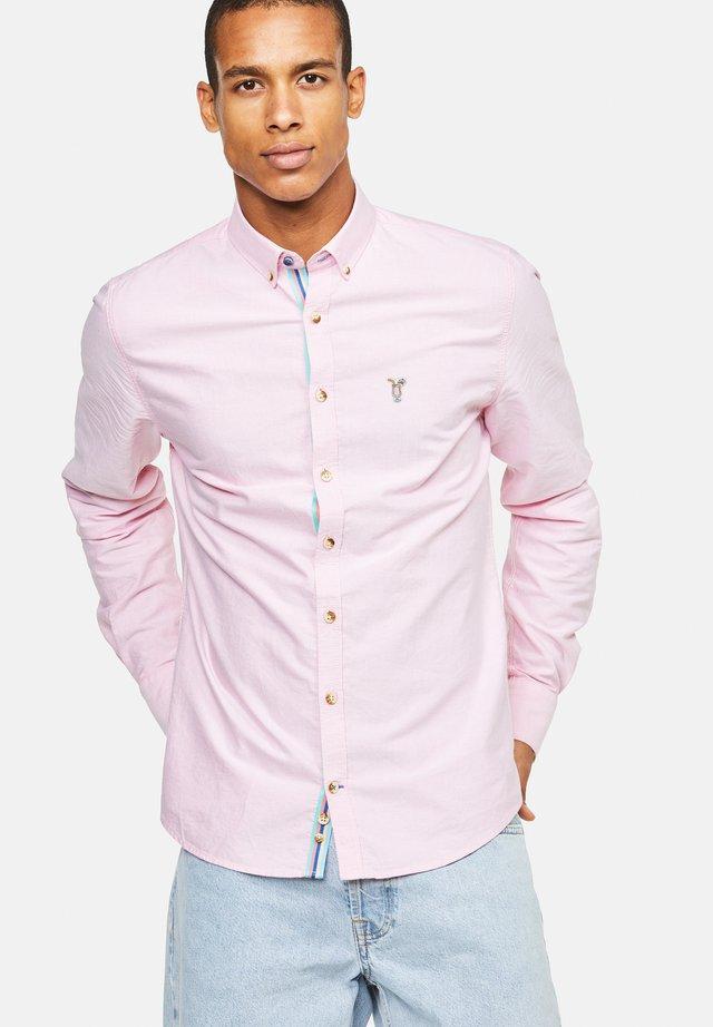 JOHN - Overhemd - rosa