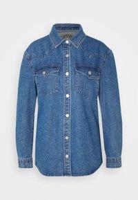 ONLJEREMY LIFE SHIRT - Košile - blue denim