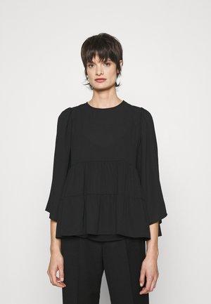 CAMILLA MARINA BLOUSE - Bluse - black