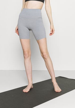 YOGA LUXE SHORT - Collants - particle grey