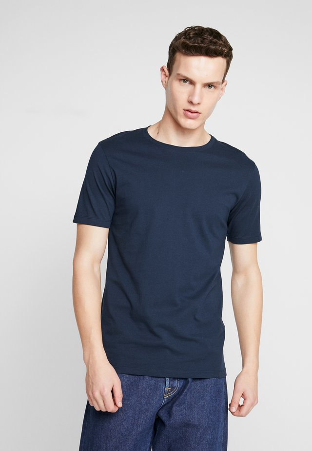 TEE - T-shirt basic - navy