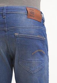 G-Star - 3301 SLIM - Jeans Slim Fit - medium aged - 5