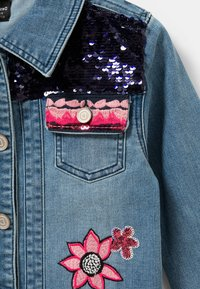 Desigual - Denim jacket - blue - 3